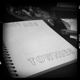 Exit 380 - Townies, © Hand Drawn Records