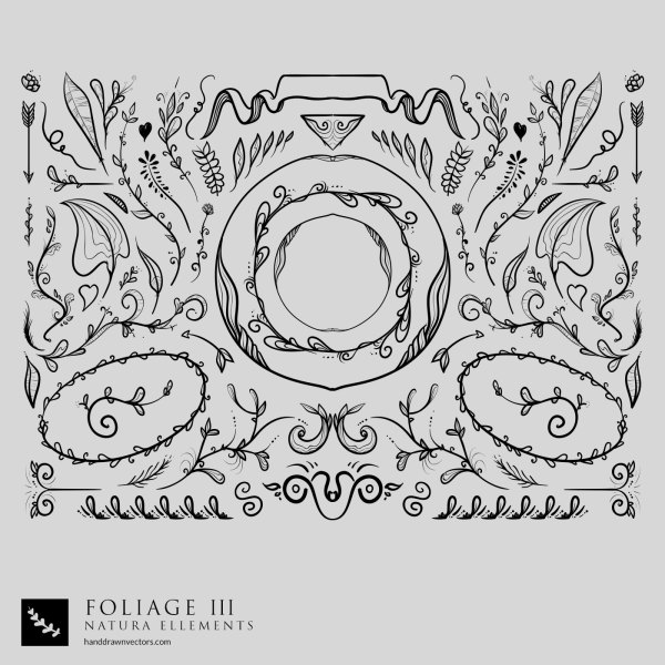 Foliage-Collection-Vector