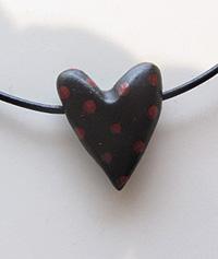 Ett hjärta runt halsen