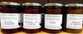 Marmelad, olika smaker
