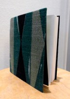 Handinbunden skrivbok