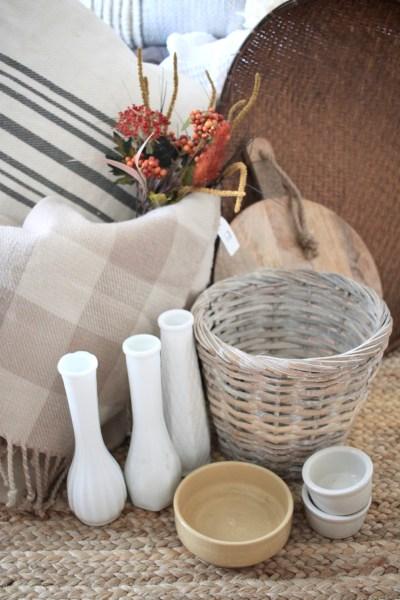 Fall Home Decor Thrift Haul
