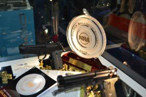 Golden Bullseye.Brig Tac