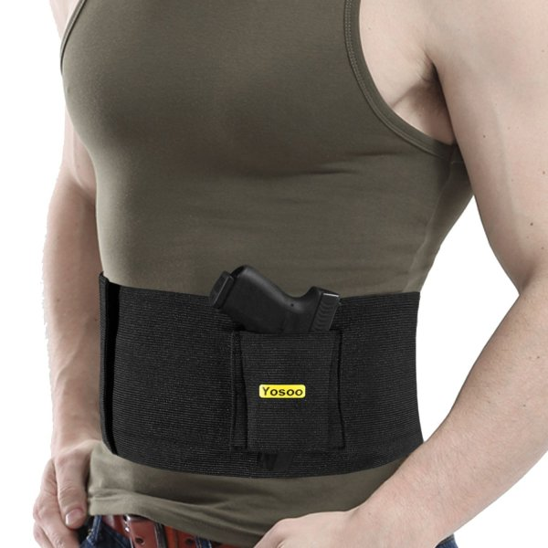 Top 5 Best Belly Band Holsters Belly Band Concealment