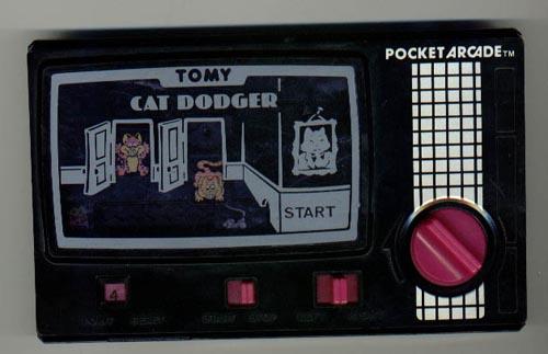 Tomy Cat Dodger