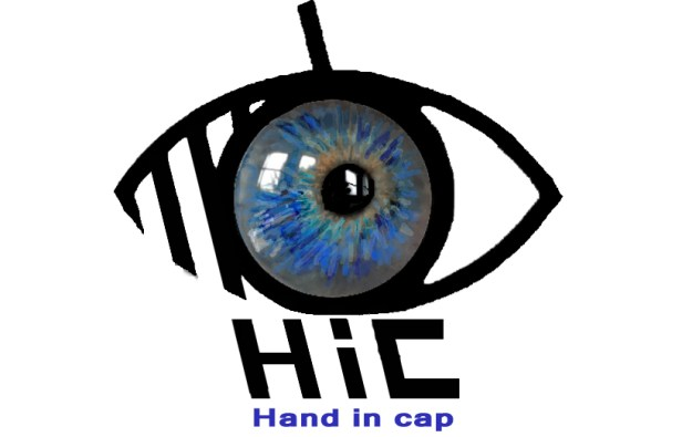logo HIC Hand In Cap HANDICAP version 2 pour site discrimination des travaileurs handicapes au travail