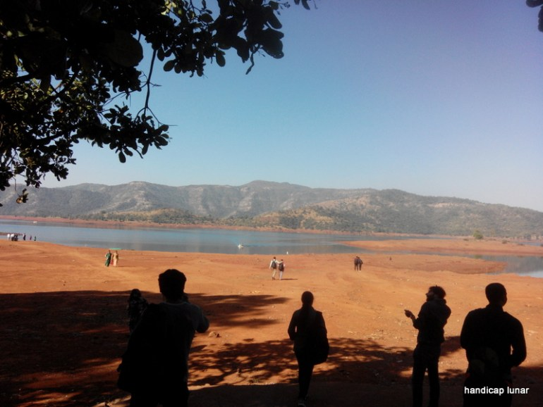 lake, mountain, summer