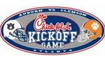 Betting on Auburn and Clemson in Chick-Fil-A Kickoff Game