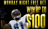 Monday Night Football Free $10 Wager at TopBet