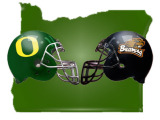 Betting on Oregon vs Oregon State Football
