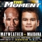 Betting on the Mayweather Maidana Boxing Match