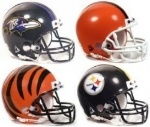 Betting on AFC North Football