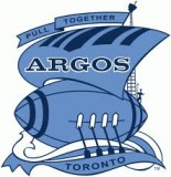 Argos CFL Football