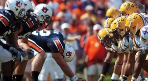 Betting on Auburn and LSU Football