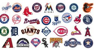 MLB Logos of all teams