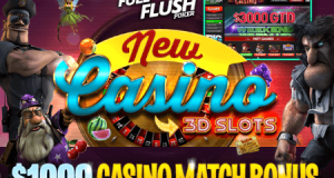 Online Casino at Full Flush Poker