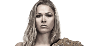 Ronda Rousey UFC Fighting