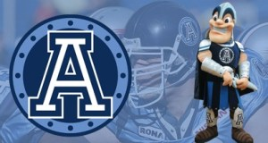 Toronto Argos CFL Football