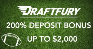 $2K NFL Kickoff promotion at DraftFury