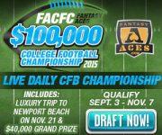 $100K Fantasy Aces CFB Championship