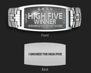 $977,500 High Five Tournament Series