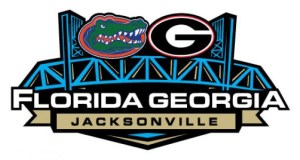 Georgia and Florida Football