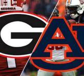 Auburn Tigers Vs Georgia Bulldogs