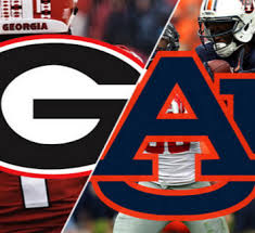 Auburn Vs UGA