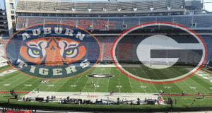 Deep South's Oldest Rivalry -- Auburn Tigers Vs. Georgia Bulldogs 5
