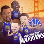 Warriors 2017 NBA Title