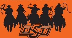 Oklahoma State Cowboys Bedlam