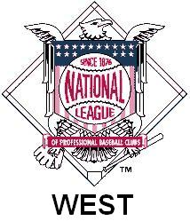 National League West