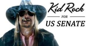 Kid Rock Senate Run