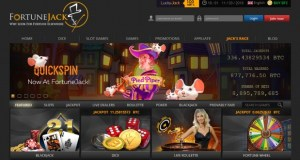 FortuneJack.comCasino Review