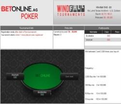 BetOnline ag Poker Room Review | Handicappers Hideaway