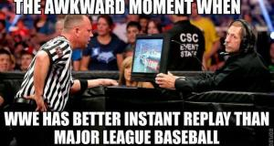 Instant Replay in Sports