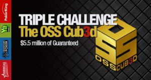 OSS Cub3d Poker Series