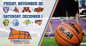 US Bank Stadium Classic Basketball