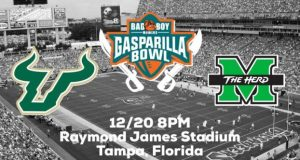 Bad Boy Motors Gasparilla Bowl