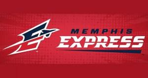 Memphis Express Red Logo
