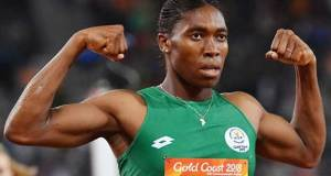 Gender Rules Hanging on a Balance with Olympic Champion's Case