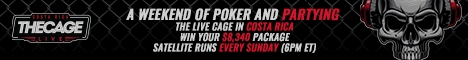 Black Chip Poker 234x60 The Cage Alternate 468x60 Banner