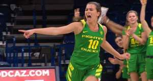 Bookie Favors Oregon Women's Basketball