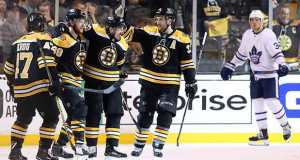Bookie NHL Update: Bruins Eliminate Leafs