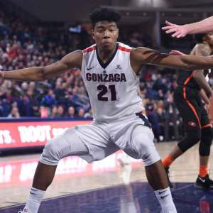 Gonzaga Star Rui Hachimura Signs Up for NBA Draft