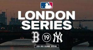 Red Sox vs Yankees in London