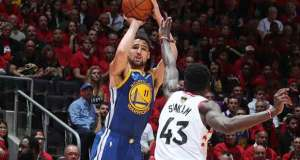 Sportsbook Report on Klay Thompson Injury