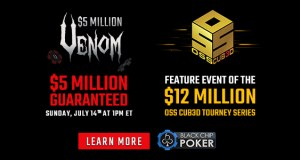 $5 Million Venom Poker Tournament