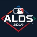 2019 ALDS MLB Playoff Series