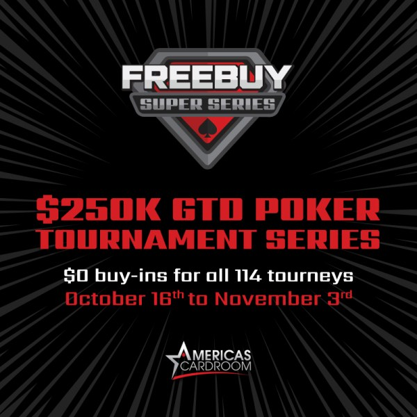 Americas Cardroom Reinvents the Freeroll and Brings Biggest Online Poker Tourney ever 1